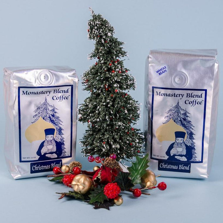 Monastery Blend Coffee - Christmas Blend