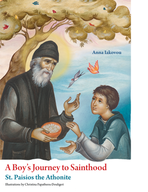 A Boy's Journey to Sainthood - St. Paisios the Athonite - Holy Cross Monastery
