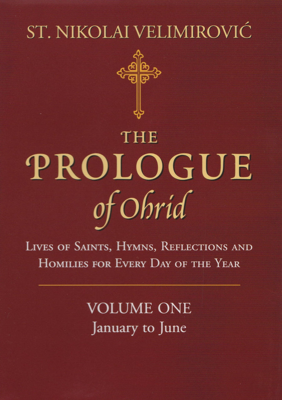 The Prologue of Ohrid - Vol. I