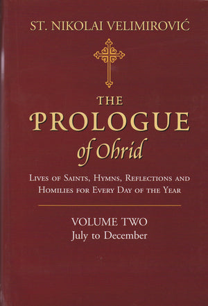 The Prologue of Ohrid - Vol. II