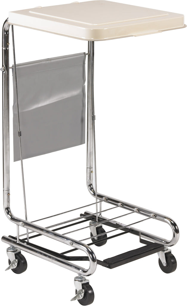 Hamper Stand with Poly Coated Steel