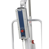 Battery Powered Electric Patient Lift with Rechargeable and Removable Battery, No Wall Mount