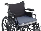 "Gel ""E"" Skin Protection Wheelchair Seat Cushion, 16"" x 16"" x 3"""