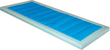 "Premium Guard Gel Foam Overlay, 34"" Wide"