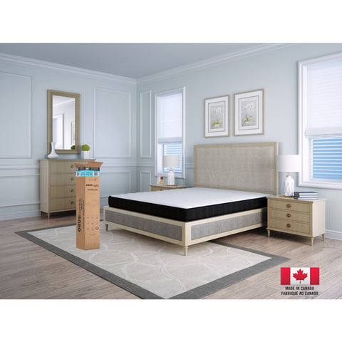 "Comfort Series 6"" Bed In a Box Mattress by Obusforme"