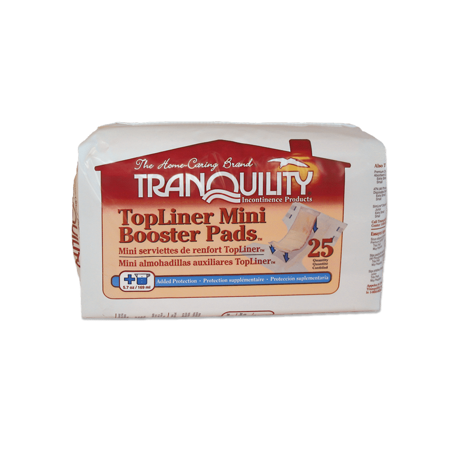 Tranquility TopLiner Mini Booster Pad