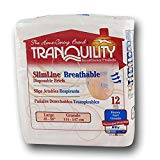 Tranquility SlimLine Breathable Brief (Large)