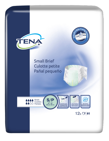 TENA Small Briefs (case of 96)