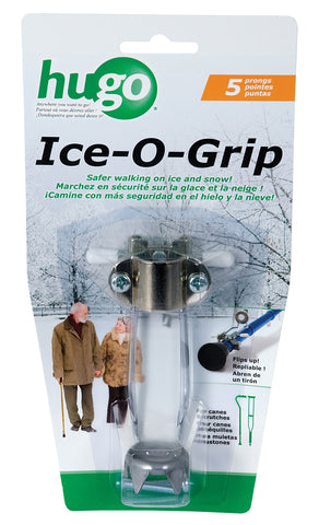 Hugo Ice-O-Grip, 5 prong