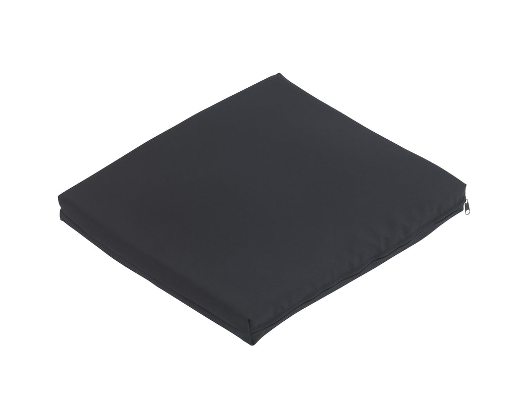 "Gel-U-Seat Lite General Use Gel Cushion with Stretch Cover, 18"" x 18"" x 2"""