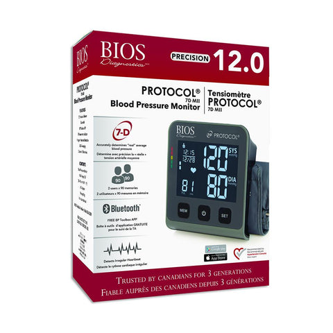 BIOS Diagnostics Precision Series 12.0 Protocol® 7D MII - BD252