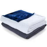 Hush Throw weighted blanket 8 lbs.