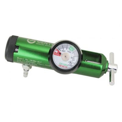 Oxygen Regulator, Yoke Style 0-8 LPM