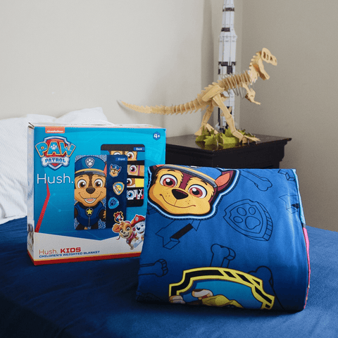 Paw Patrol Weighted Blanket by HUSH