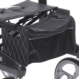 Drive Medical Nitro Elite CF, Carbon Fiber Rollator