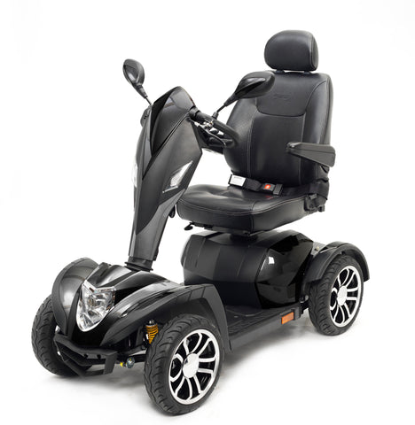 "Cobra GT4 Heavy Duty Power Mobility Scooter, 22"" Seat"