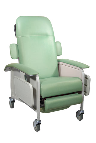 Clinical Care Geri Chair Recliner, Jade
