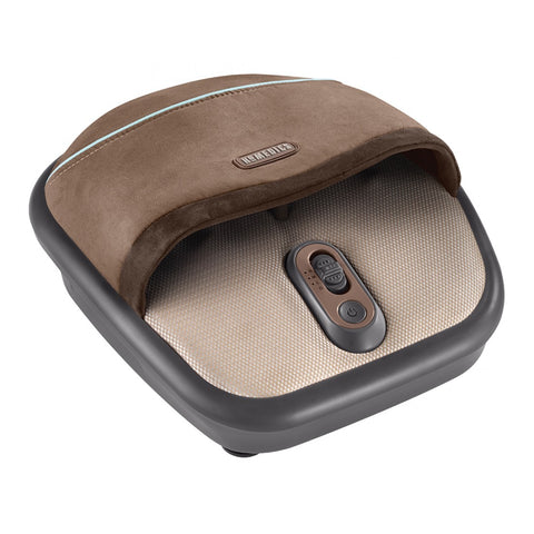 Air Compression + Shiatsu Foot Massager with Heat