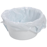 Commode Pail Liner, Pack of 42