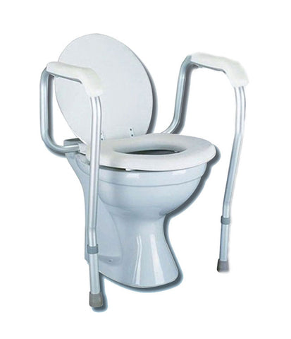 Toilet Safety Frame by Mobb