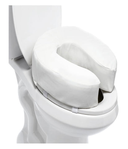 "2"" Toilet Seat Raiser by Mobb Home Health Care"