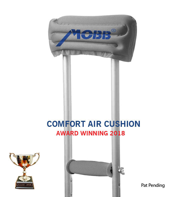 Crutch Comfort Air Cushion