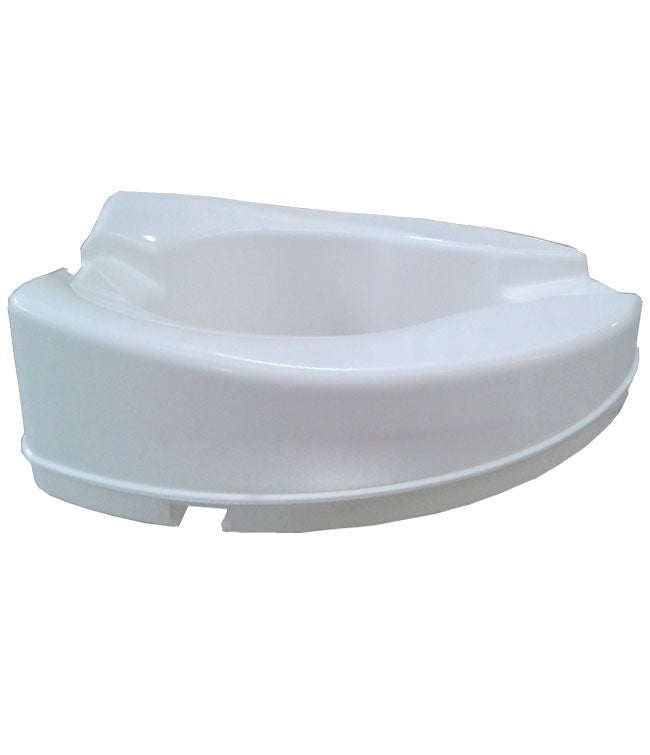 "2"" Raised Toilet Seat"