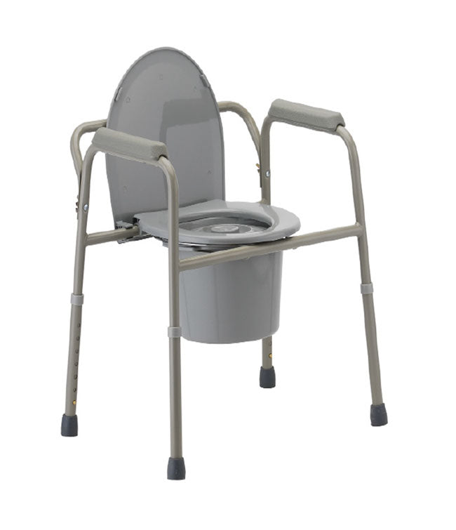 3-in-1 Commode Chair by Mobb Home Health Care