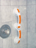 Adjustable Angle Rotating Suction Cup Grab Bar