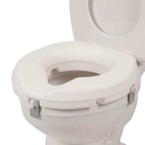"3"" Universal Raised Toilet Seat"