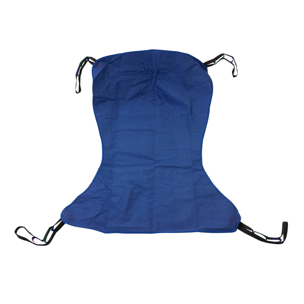 Full Body Patient Lift Sling, Solid, Extra Large