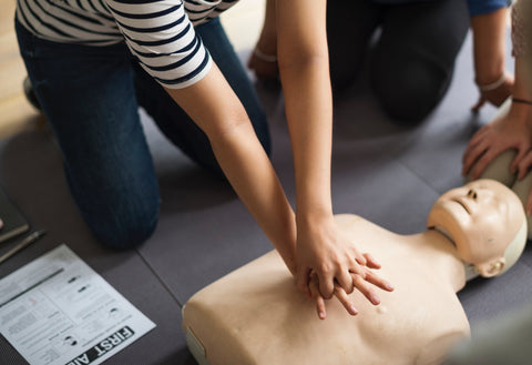 CPR Class 1/27/19 - Taylor