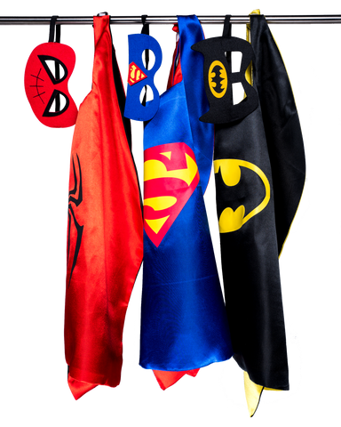 $20 Donation (w/Free Superhero Cape)