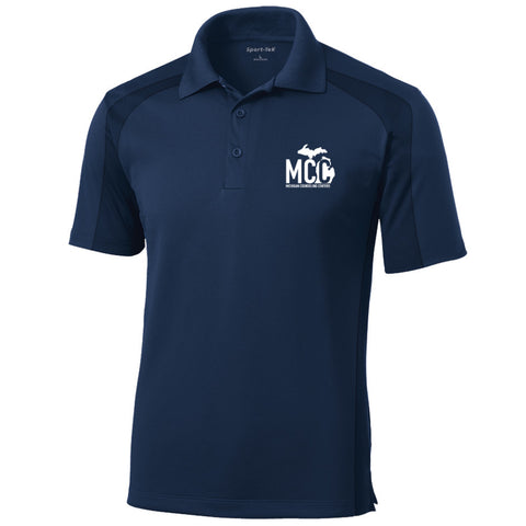 COMING SOON: Michigan Counseling Centers Polo T-Shirt