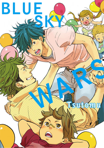 Blue Sky Wars - June Manga