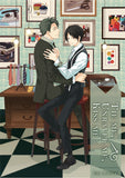 Tie Me, Unravel Me, Kiss Me - June Manga