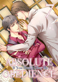 Absolute Obedience - If You Don't Obey Me - Vol. 7 - June Manga