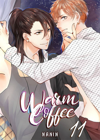 Warm Coffee - Vol. 11 - June Manga
