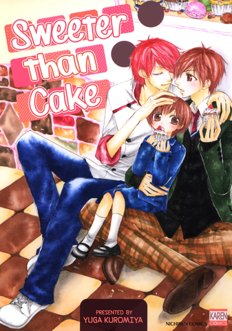 Sweeter than Cake - June Manga
