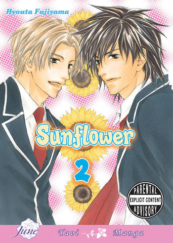 Sunflower Vol. 2 - June Manga