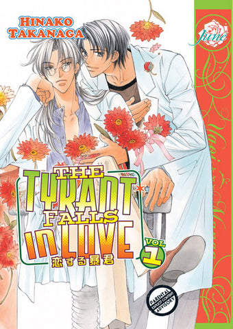 The Tyrant Falls In Love Vol. 1 - June Manga
