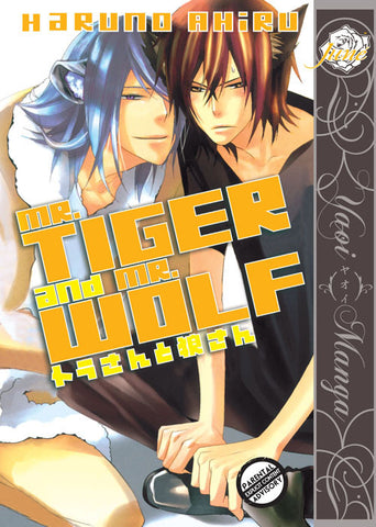 Mr. Tiger and Mr. Wolf Vol. 1