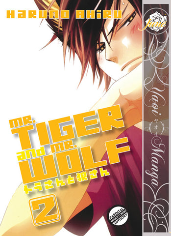 Mr. Tiger and Mr. Wolf Vol. 2 - June Manga