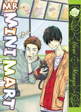 Mr Mini Mart - June Manga
