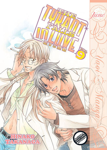 The Tyrant Falls In Love Vol. 9 - June Manga