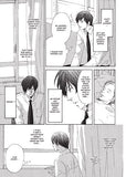 Shy Intentions - June Manga