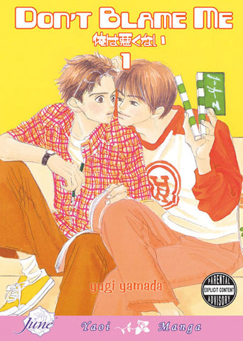 Don't Blame Me Vol. 1 - June Manga