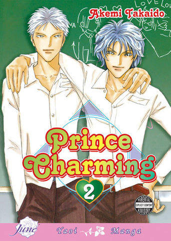 Prince Charming Vol. 2 - June Manga