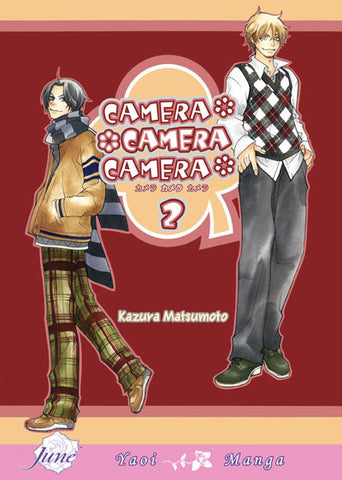 Camera, Camera, Camera Vol. 2 - June Manga