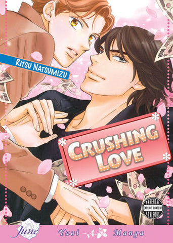 Crushing Love - June Manga